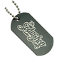 Anodized Lightweight Aluminum Dog Tags