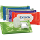 Antibacterial Wet Wipes, Full Color Label, 15 ct Pouch Pack