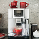 Delonghi Perfecta Espresso and Cappuccino Machine in Silver