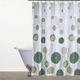 Cirque Fabric Shower Curtain