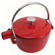 Teapot 1.16Qt in Cherry Red by Staub