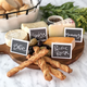 Cheese Markers by Torre & Tagus
