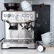 Breville Barista Express Silver Espresso Machine