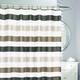 Cabana Fabric Shower Curtain