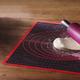 Trudeau La Pâtisserie SIlicone Baking Mat with Measurements