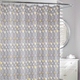 Greystone Fabric Shower Curtain