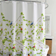 Terrasse Fabric Shower Curtain