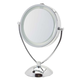 Dual Level LED Lighted Makeup Mirror