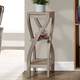 Reclaimed-Look Plant Stand