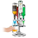 Four Bottle LED Bar Caddy by Final Touch