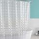 Carrele 3D EVA Shower Curtain