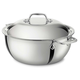 All-Clad Stainless Steel Dutch Oven 5qt
