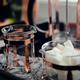 Bodum Copper Connoisseur Sugar & Creamer Set