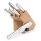 Ricardo 8 Piece Knife Block Set