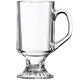 Irish Coffee Footed Mugs