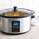 Ricardo 6qt LCD Digital Slow Cooker