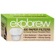 Box of 100 Ekobrew Paper Filters