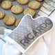 Beige Silicone Oven Mitt by Ricardo