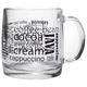 Nordic Glass Mug