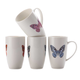 Butterflies Mugs by Maxwell & Williams