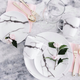 Marble 16 Pieces Dinner Set By Salt & Pepper