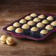 Trudeau La Patisserie 20 cups Mini Muffin Mould