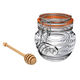 Kilner Honey Pot With Wood Driz