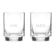 Darling Point Set of 2 Glasses by Kate Spade