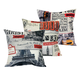 Hotel Cities Cushion Cover - Assorted