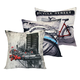 Hotel Bicycles Cushion Cover - Assorted
