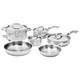 J.A.Henckels Truclad Cookware Set