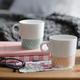 Dolce Vita Set Of 4 Mugs  By Bia