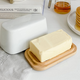 Bia Butter Dish with Cover