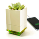 Table Garden Herb 4-Port Usb Hub