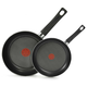 T-Fal Bliss Twin Pack Frying Pan