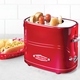 Retro Hot Dog Toaster by Nostalgia