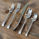 Twin Bellasera Brushed 45 Pieces Cutlery Set By J.A. Henckels