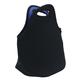 Neoprene Black Lunch Bag
