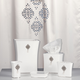 Jewel Curtain Shower by Famous Home Fashions