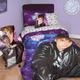 Justin Bieber Starburst Bedding Collection