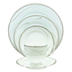 Platinum Breeze Dinnerware Collection
