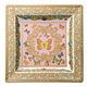 Butterfly Garden Square Plate by Versace
