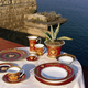 Medusa Dinnerware Collection by Versace