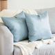 Faux Silk Decorative Cushion Collection