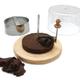 Swissmar Girolle Cheese & Chocolat Scraper