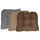 Faux Suede Chairpad