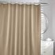 Waffle Fabric Shower Curtain
