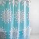 Medina Fabric Shower Curtain