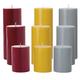 Prime Palm Wax Pillar Candles