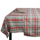 Jul Plaid Table Runner